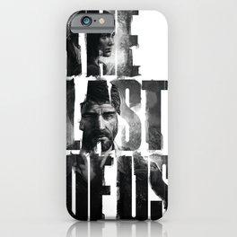 The Last of Us iPhone Case