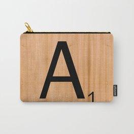 Scrabble Letter Tile - A Carry-All Pouch