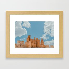 Bryce Framed Art Print