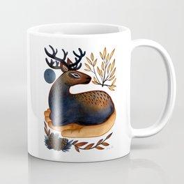 The Spirit of the Elk Coffee Mug