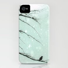 Winter Solstice Slim Case iPhone (4, 4s)