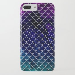 Fantasy Mermaid Scales iPhone Case