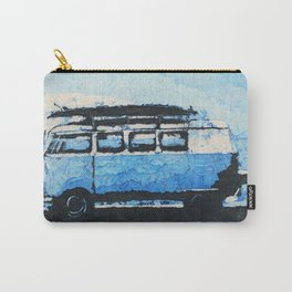 Beach Van Carry-All Pouch