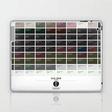 PANTONE glossary - Iceland - Blue Lagoon Laptop & iPad Skin