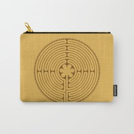 Chartres Labyrinth Carry-All Pouch