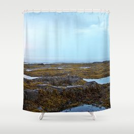 Tidal Shelf and the Fog Shower Curtain