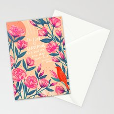 A Love of Gardening Stationery Cards