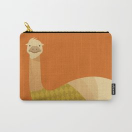 Hello Emu Carry-All Pouch