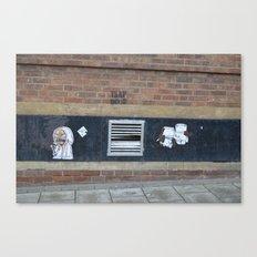 trap door birmingham Canvas Print