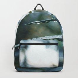 morning dewdrops Backpack