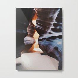The torch Metal Print