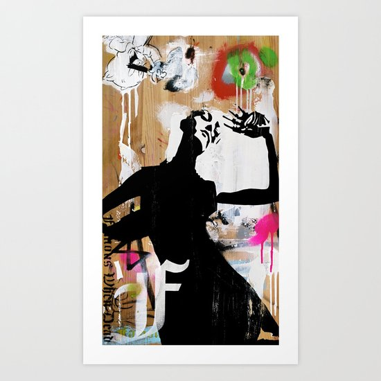 Hot NEW Decay Art Print