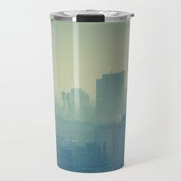 Hazy Bratislava Travel Mug