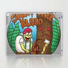 Sweet Tree Blood Laptop & iPad Skin