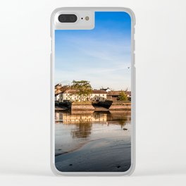 Harbor of Kinsale Clear iPhone Case