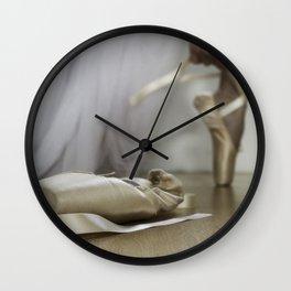 La bailarina Wall Clock