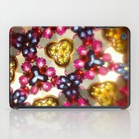 kaleidoscope iPad Cases featuring Kaleidoscope by ADH Graphic Design