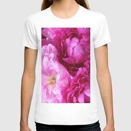 Peony Dreams T-shirt
