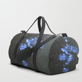 Doodle of light on water Duffle Bag