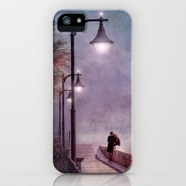 ITALIAN LOVE iPhone Case