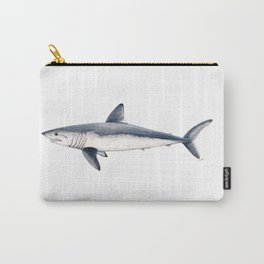 Porbeagle shark (Lamna nasus) Carry-All Pouch