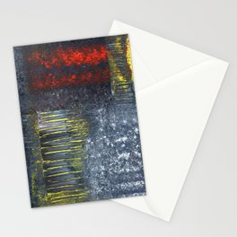 Abstract Nr. 3 Stationery Cards