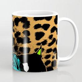 Punk Dog Coffee Mug