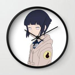 Hinata Hyuga Wall Clock