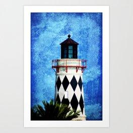 Guiding Light Art Print