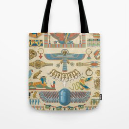 Egyptian 1 Tote Bag