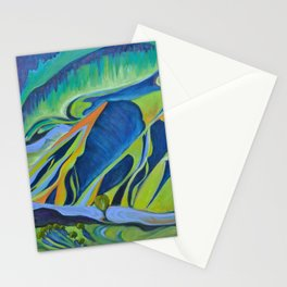 Aurora Superbloom Stationery Cards