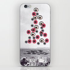 Joyeux Noël iPhone & iPod Skin