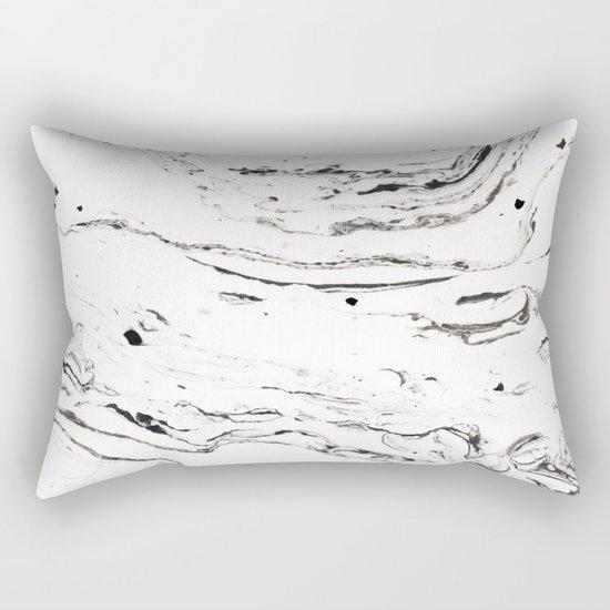 6 Feet Under #society6 #decor #buyart Rectangular Pillow