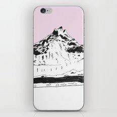 a mountain iPhone Skin