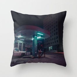 Caracas - Venezuela Throw Pillow