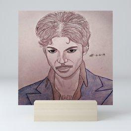 Prince by Double R Mini Art Print