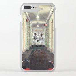 Apollo 237 Clear iPhone Case