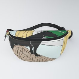 Pitbull Lookout Fanny Pack