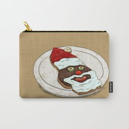 Santa Burger Carry-All Pouch