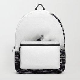 Fog Wave on the Slope Backpack