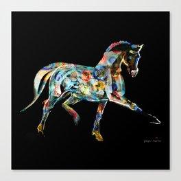 Horse (Cirque de soleil) Canvas Print