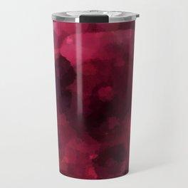 Spilled Wine Travel Mug
