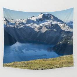 Garibaldi Lake Wall Tapestry