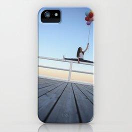Balloons II iPhone Case