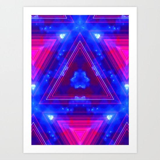 DNA DREAMS Art Print