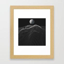 Equal Night Framed Art Print