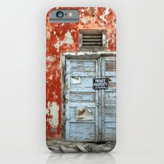 Forsaken House III iPhone 6s Slim Case