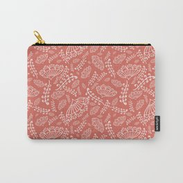 Garden on a happy sunny summer morning Carry-All Pouch