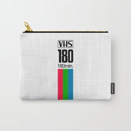 VHS Tape Carry-All Pouch