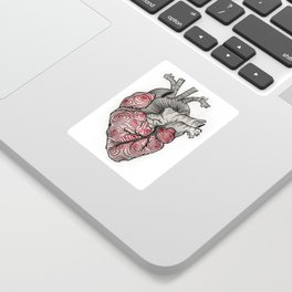Peaks & Valleys Sticker